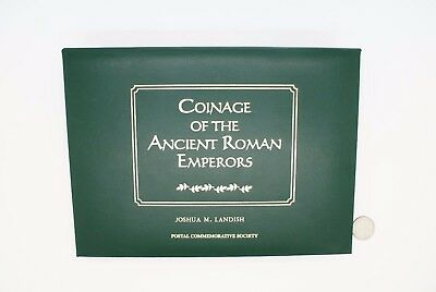 COINAGE of the ANCIENT ROMAN EMPERORS by PCS Stamps and Coins - 6 COINS