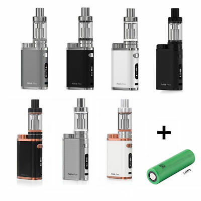75W Mod Melo III 4ml Tank starter² kit Sony VTC6 3000mah for eleaf² Pico 75W