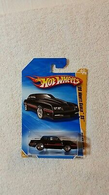 2010 Hot Wheels New Models 86 Monte Carlo Ss