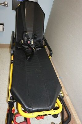 Stryker Emergency Rugged Ambulance Cot 6085 Performance Pro XT