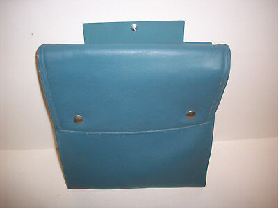 Tektronix 2440 scope accessory pouch and snap plate