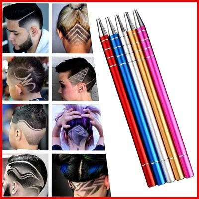 Hot Sale Hair Styling Eyebrow Beard Salon Engraved Pen&10 Blades&tweezers Set