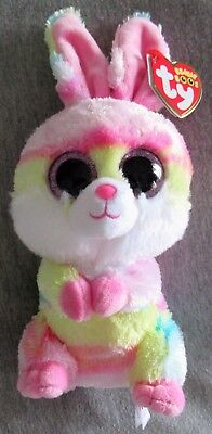 "LOLLIPOP  - 2018 Easter 6"" Beanie Boo - NEW with MINT TAGS"