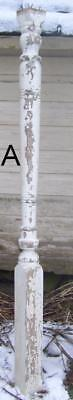 "Antique 65"" Porch Pillar Column Vintage Architectural Salvage Post #1"