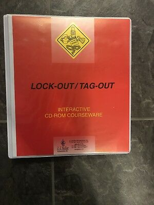 Marcom Lock Out Tag Out CD-Rom Courseware