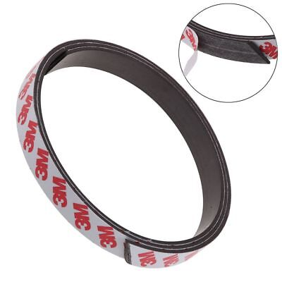 1X 1m 3 Feet Long Rubber Flexible Magnetic Tape Home Crafts Magnet Strip Roll