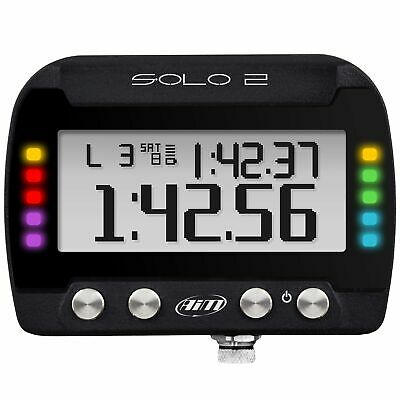 AIM Motorsport Solo 2 GPS Race / Racing / Track / Track Day Lap Timer