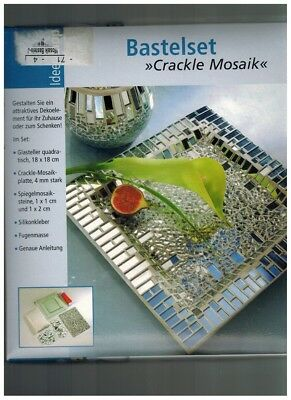"Bastelset ""Crackle Mosaik"""