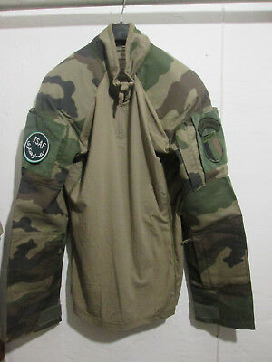 French Foreign Legion 2 REP-ISAF shirt combat-FELIN-UBAS  size L/XL+patches