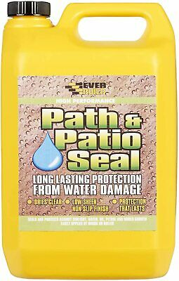 High Performance Path & Patio Seal 5 LTR EVERBUILD