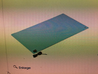 """**NEW** Anti-Static 1/16"""" Table Mat - 2 layer rubber, 2 x 3' (Uline #S-12741)"""