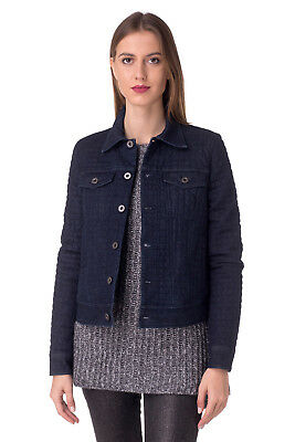 RRP€550 DIESEL BLACK GOLD Size 38 / XS Women's WADERN Faded Quilted Denim Jacket