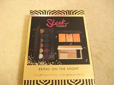 Sleek Makeup Christmas Gift Set - Bring On The Night