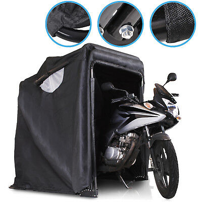 Folding Motorrad Scooter Bike Cycle Quad Moped Garage Lager Cover Shelter