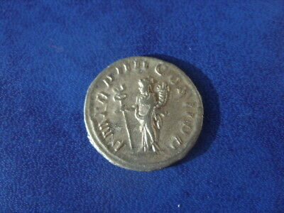 Unresearched Silver Roman coin.