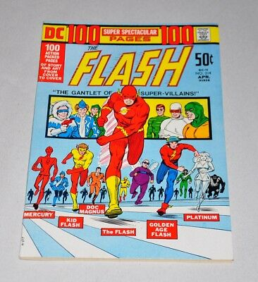 Flash 214 HIGH GRADE VF+