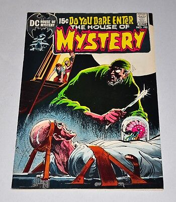 House Of Mystery 192 Bronze Age HIGH GRADE VF