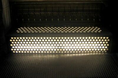 nyc architectural GLASS  VAULT light sidewalk paver salvage