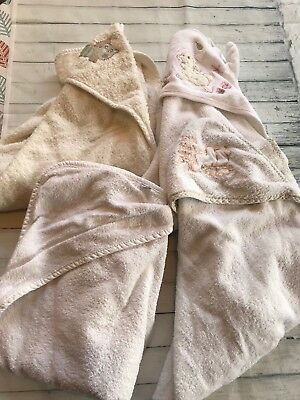 Baby Girls Clothes Bundle - Bundle Of Baby Towels