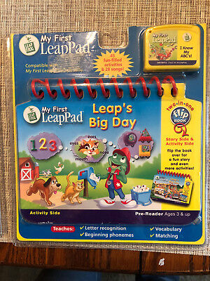 Leap Frog My First LeapPad - Leap's Big Day