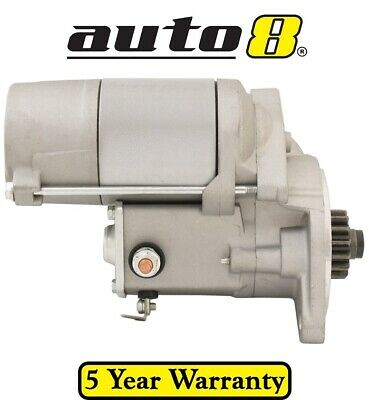 New Starter Motor fits Yanmar Tractors and Stationary Engines - Full List in Ad