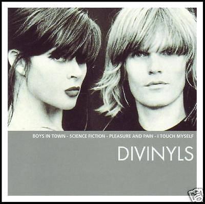 Divinyls - The Essential Cd ~ Chrissy Amphlett ~ Greatest Hits / Best Of *new*