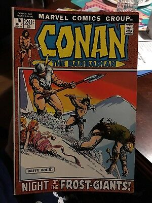 Conan The Barbarian #16! In NM Condition! LOOK! WOW! RARE!