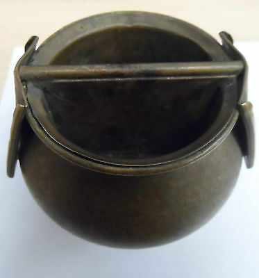 Rare Antique Tiffany And Company Bronze Sectioned Vase