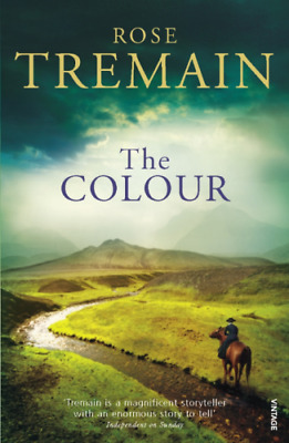 The Colour by Rose Tremain 9780099425151 (Paperback, 2004)