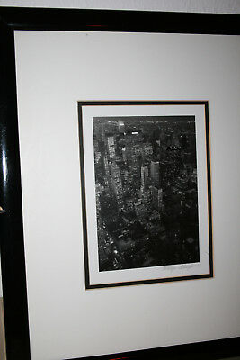 Fotographie Carolyn Schaefer New York Grafik Signiert 1997