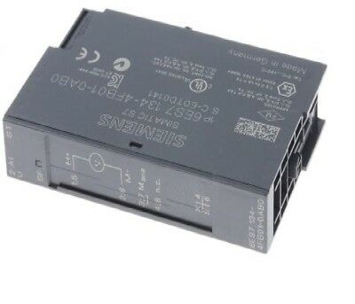 SIEMENS 6ES71344FB010AB0 SIMATIC DP ELECTRONIC MODULE FOR ET 200S 2 AI Standard