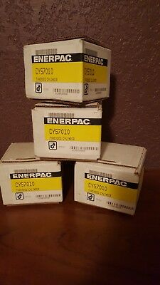 Enerpac CY57010 Hydraulic cylinder 4 PACK  good for making clamping jigs mill...