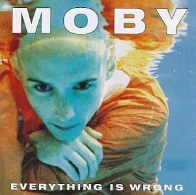 Moby - Everything Is Wrong Vinyl LP DA09534897