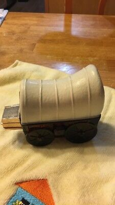 Vintage Avon 'Covered Wagon' After-Shave Cologne