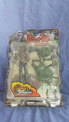 The House of the Dead Johnny with axes and Bouere Frogs ACTION FIGURE