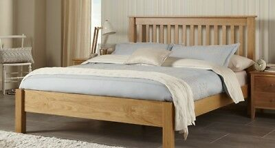 Lincoln bedroom furniture solid american white oak stunning 5ft king size bed