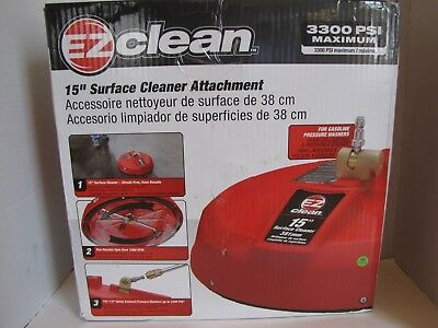 Homelite 15 in. EZ Clean Gas Surface Cleaner Attachment 3300 max PSI
