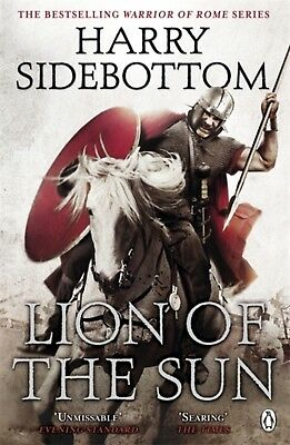Lion Of The Sun - Harry Sidebottom, Paperback, New Book (A Format)