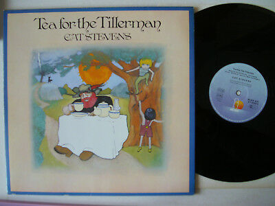 Cat Stevens - Tea for the Tillerman, Vinyl und Cover Top!!