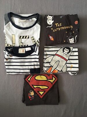 Bundle Of Zara Baby Boys Tops In Size 3-4 Years Old