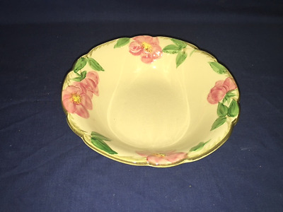 2 USA Franciscan Desert Rose Serving Bowls