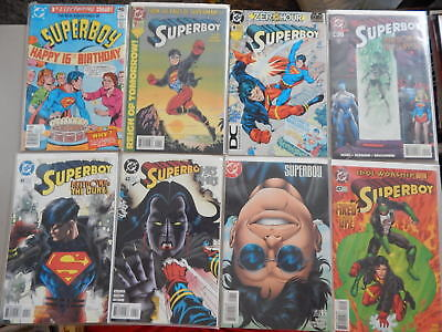 SuperBoy Comic Book lot - 42 Issues!