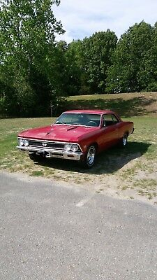 1966 Chevrolet Chevelle SS 66  Chevy Chevelle ss