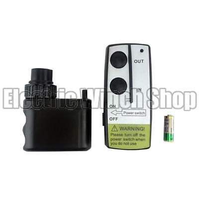 Stealth Wireless Remote and Receiver