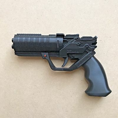 Blade Runner Officer K's Blaster 2049 K pistol gun (3D printed)- no moving parts