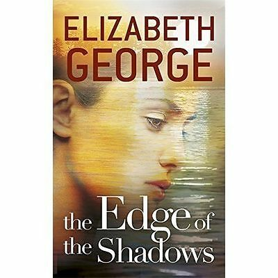 The Edge of the Shadows by Elizabeth George (Paperback)