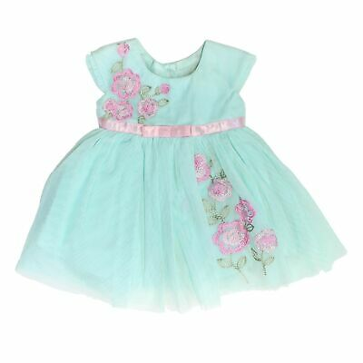e6d7a97b8ded4 Jona Michelle Cap Sleeve Dress for Girls - Fully Lined - Floral Theme