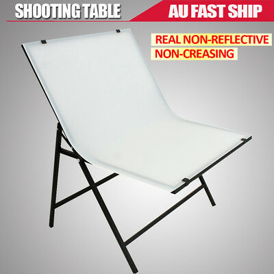 Portable Photo Studio EASY Shooting Table Display Still Life Product PVC Panel