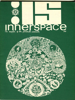 Innerspace #4 - PSYCHEDELIC Community Mag 1967 Kleps LSD Cobb SCARCE EXC COND