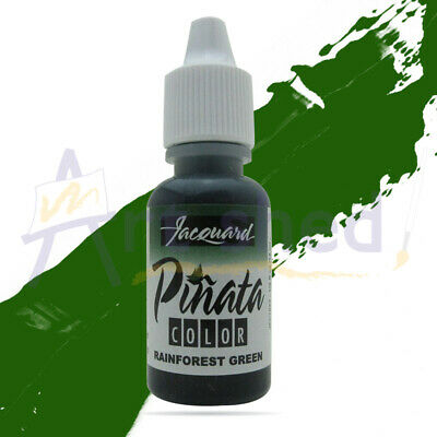 Jacquard Pinata Alcohol Ink 14ml - Rainforest Green